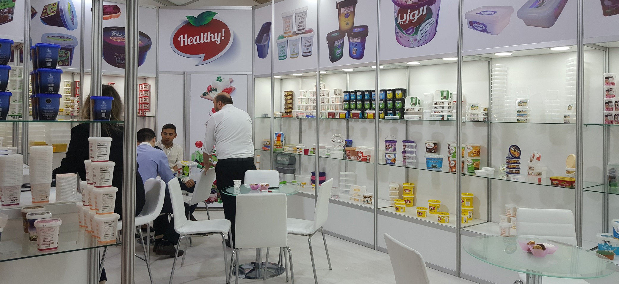 Divan Packaging Exhibited on Packaging Euraisa 2019
